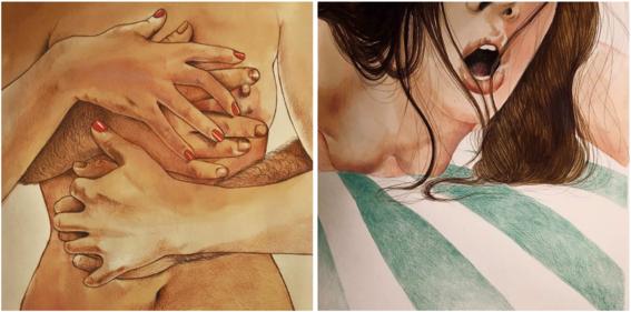 Картинки по запросу ilustraciones de frida castelli