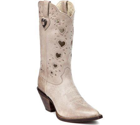"Love these!!!  Great bride boots!!!  Durango Boot RD3421 11"" Crush - FREE Shipping & Returns | Shoebuy.com"