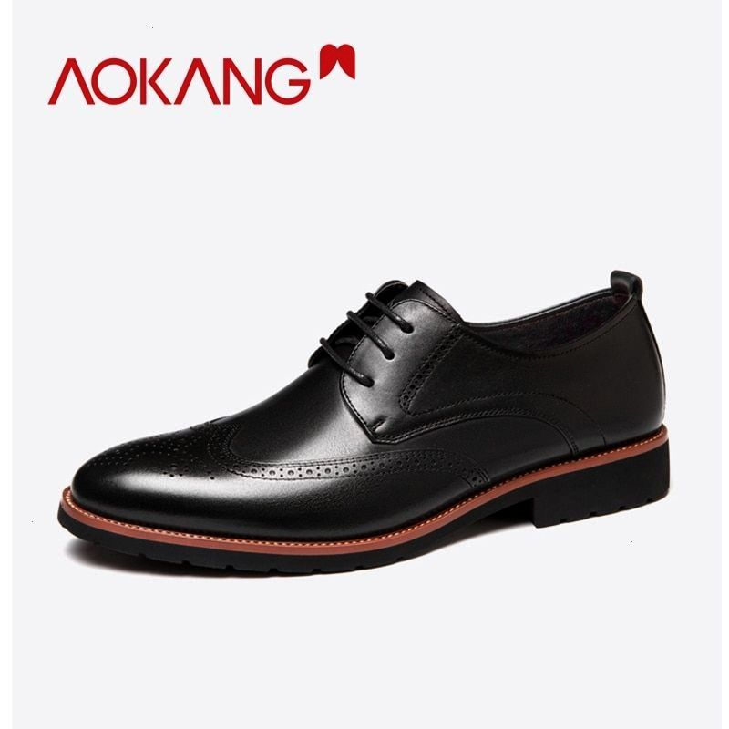Formal Shoes Men Genuine Leather Brogue Shoes Male High Quality Lace Up Dress Shoes for Men F Modern tailored scrubs that feel amazing Upgrade your scrubs today and recei...