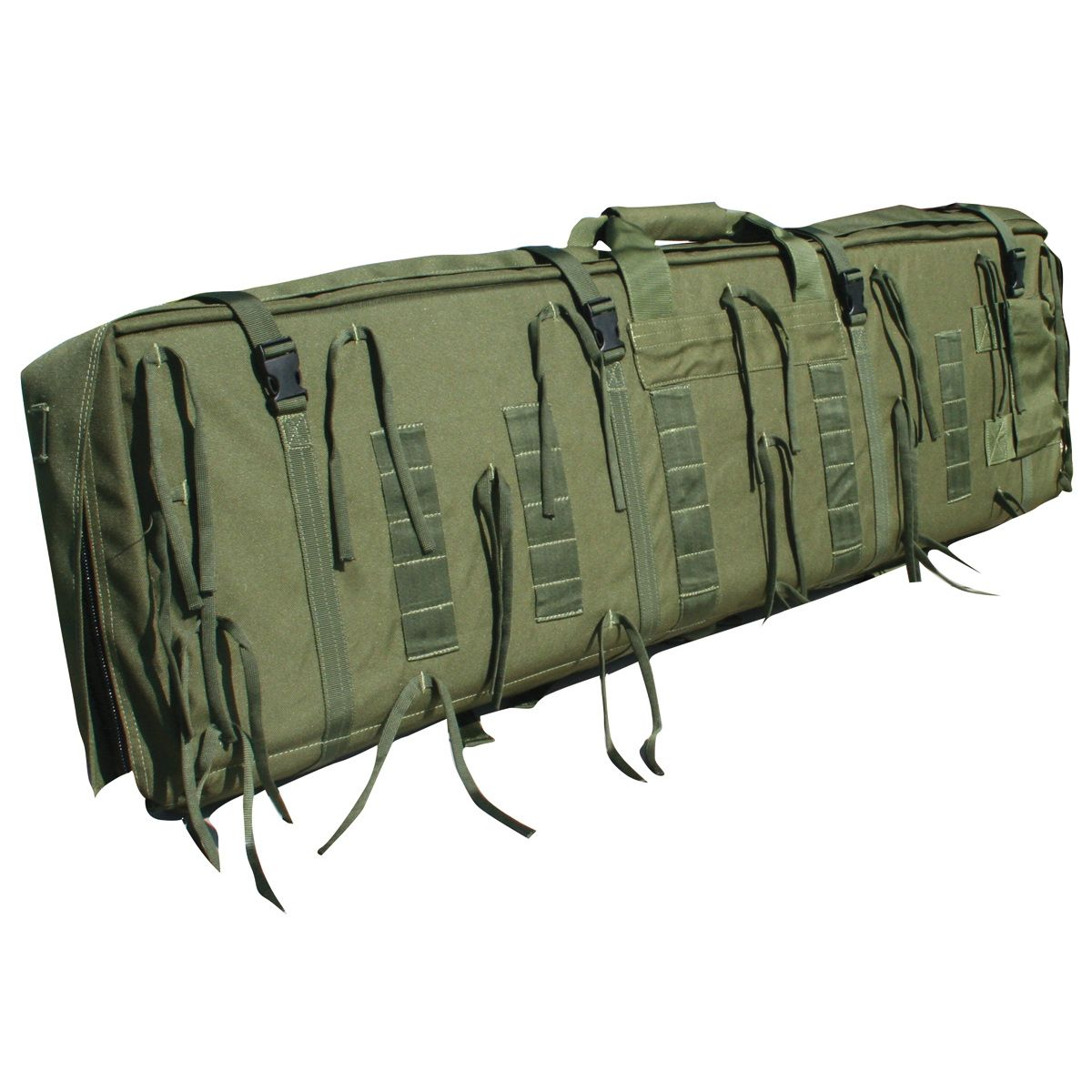 Deluxe Shooters Mat And Carry Case Combo Olive Drab Od Galati Gear