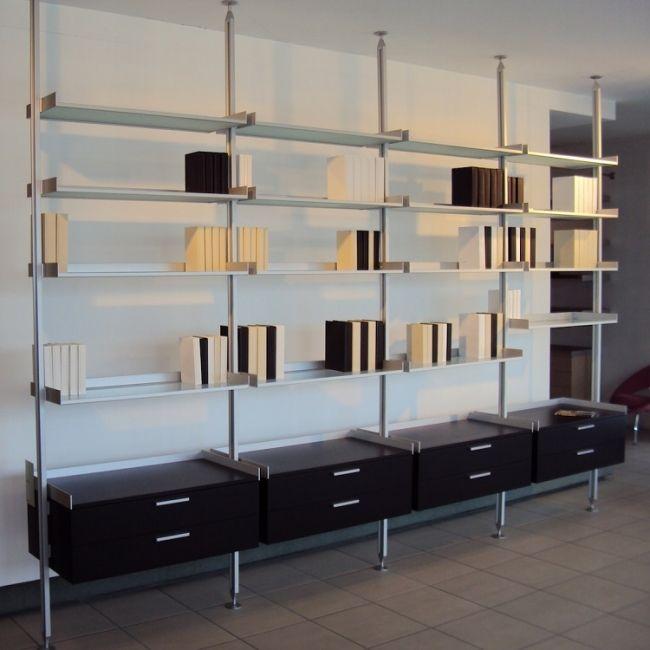 Rimadesio Zenit is het innovatieve sectionele systeem om woonkamers ...