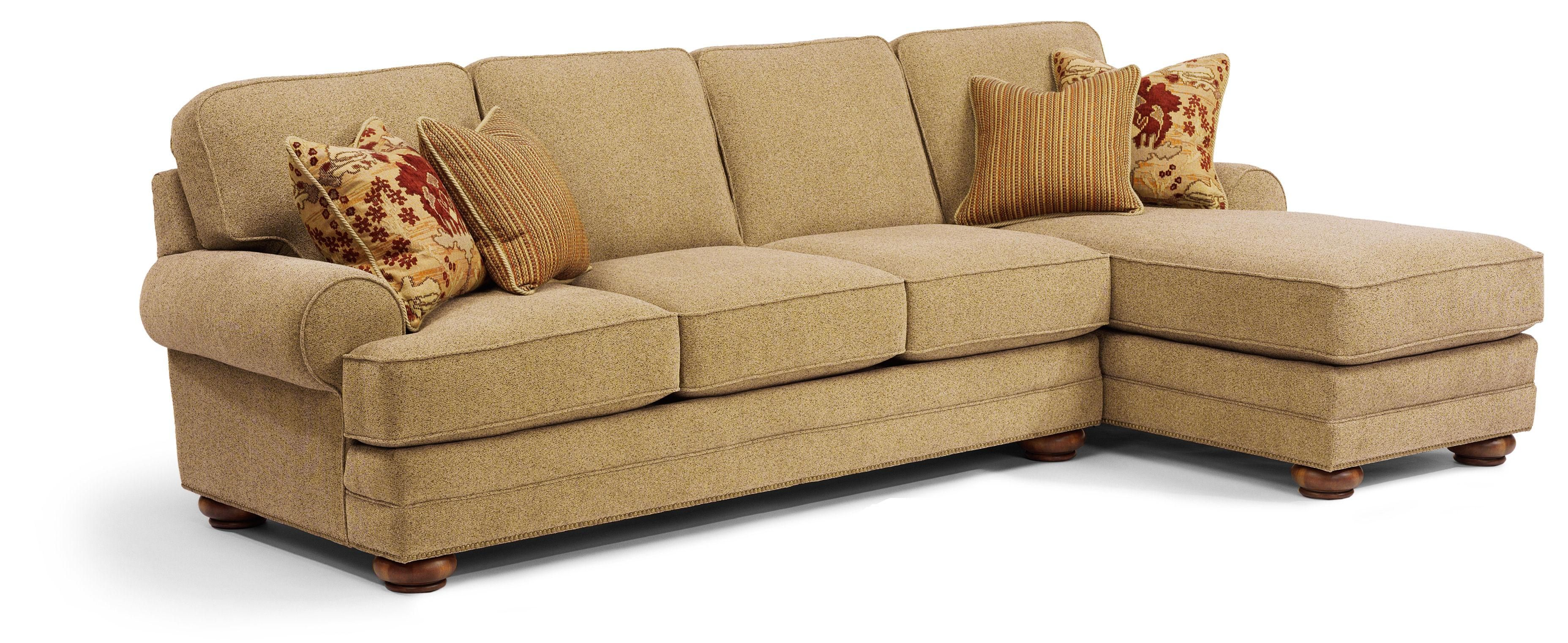 Customize this sectional sofa with our wide range of options to