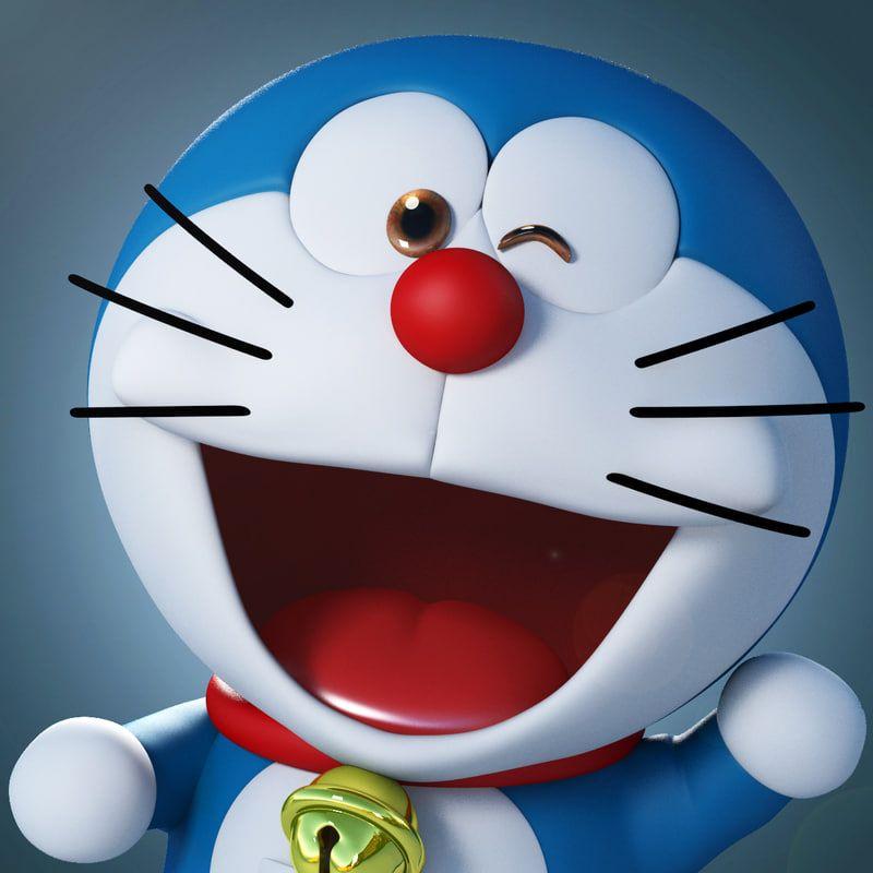 Doraemon 3d Model Doraemon Cartoon Doraemon Wallpapers Cartoon Wallpaper Hd Cute wa cool 3d wallpaper images