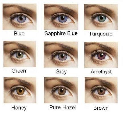 07797f2f7b Brilliant Blue Freshlook COLORED CONTACTS NEW IN BOX FREE SHIPPING ...