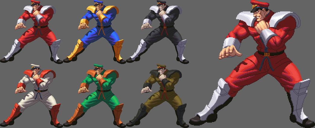 M Bison Kofxii Style Street Fighter Art Capcom Street Fighter Street Fighter