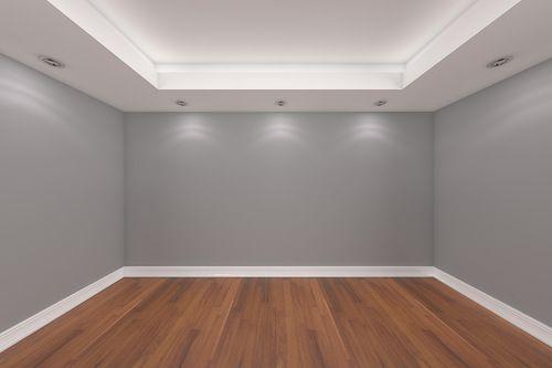 Empty Room Colored Ceiling Empty Rooms Interior Empty Room