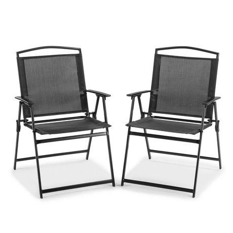 Brilliant Mainstays Mainstays Cranston Folding Chair Black In 2019 Creativecarmelina Interior Chair Design Creativecarmelinacom