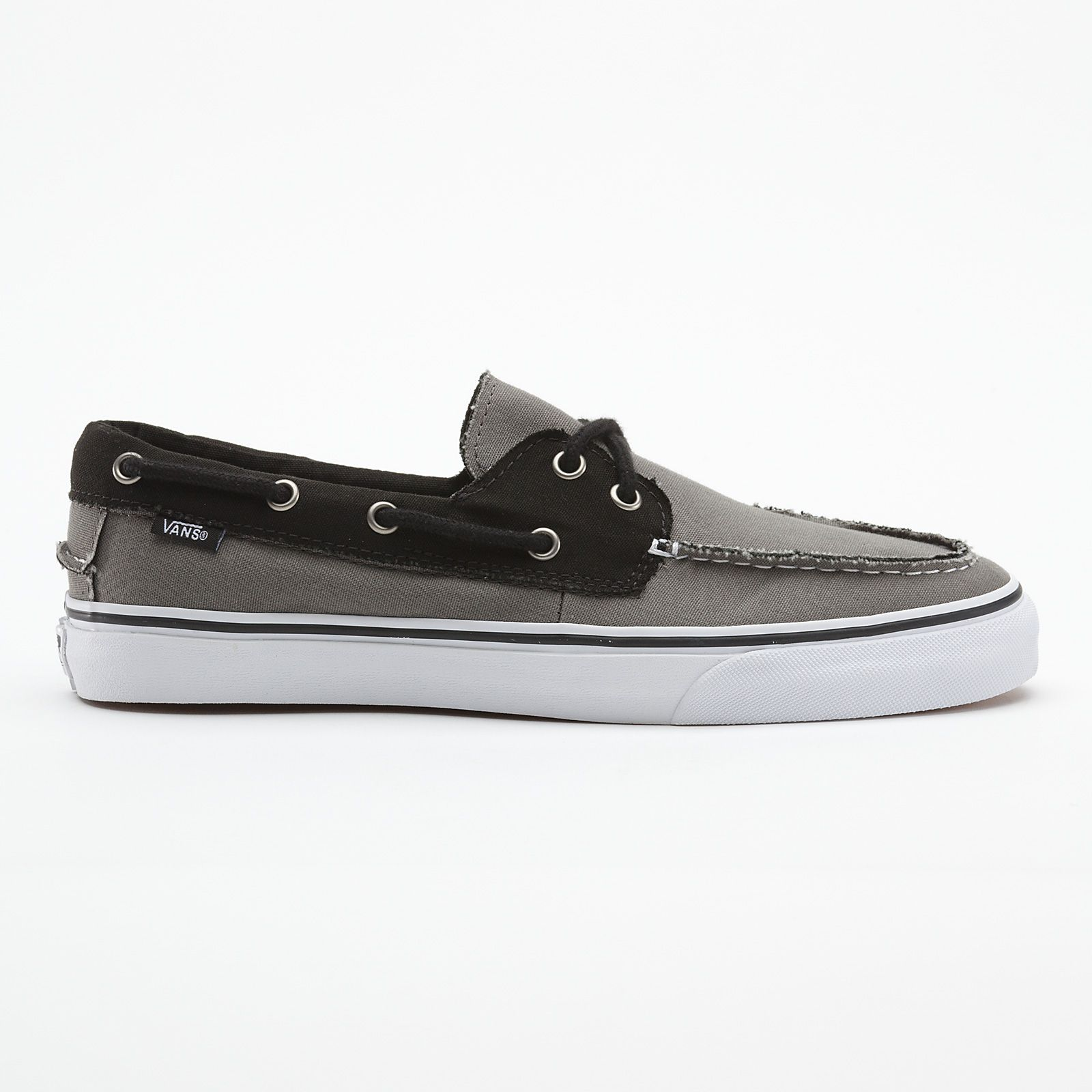 vans herringbone zapatos del barco