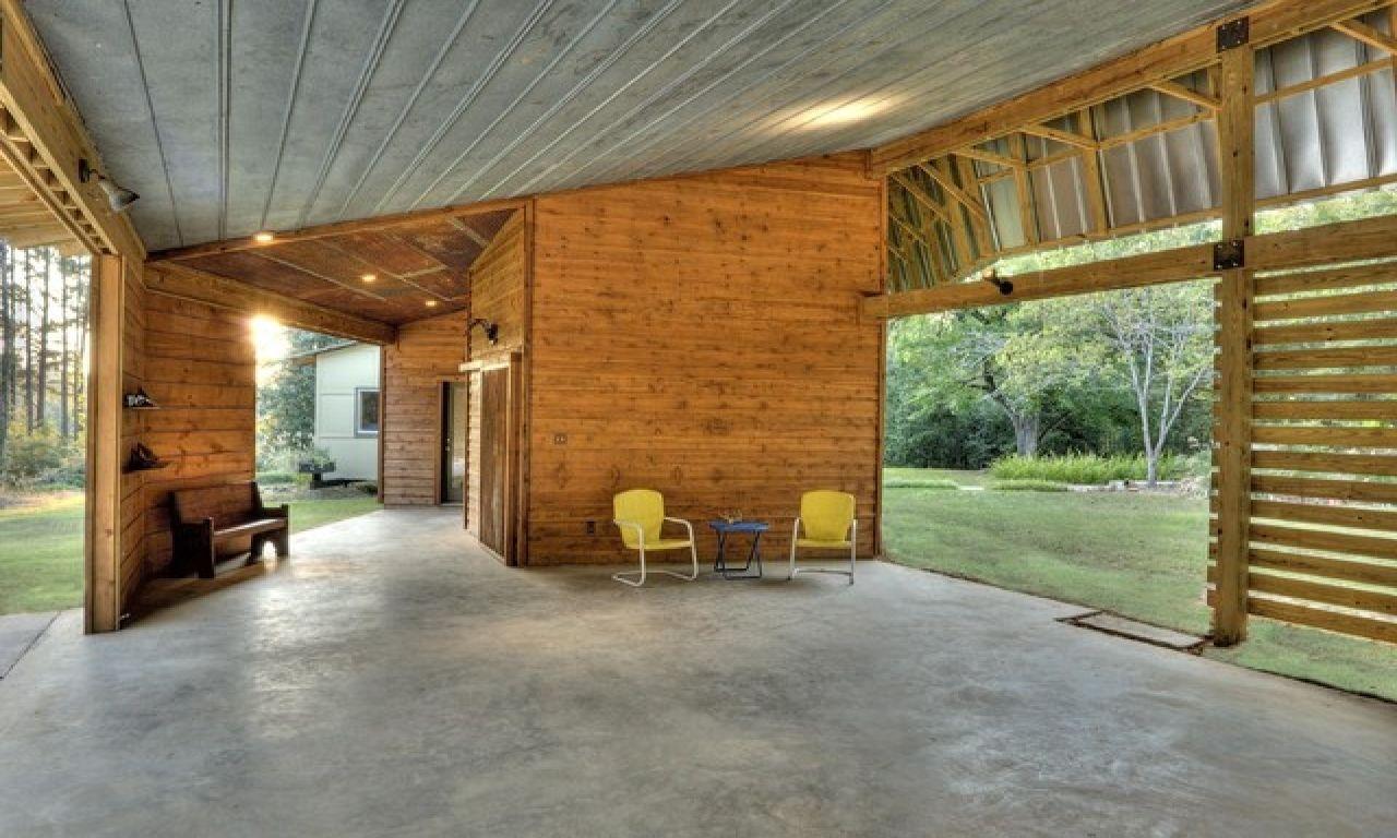 Storage carport, rustic carport wood shed carport shed