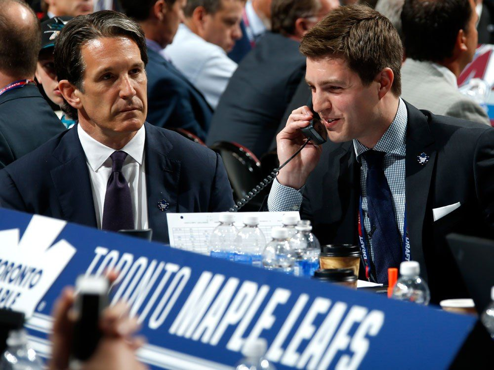New era Kyle Dubas named Maple Leafs general manager