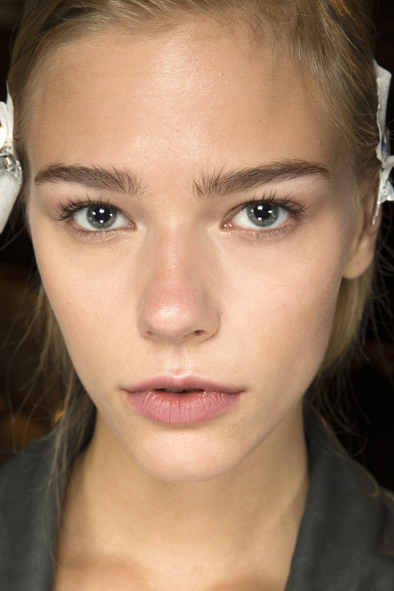 Spring/Summer 2015 Backstage Beauty Fresh face makeup