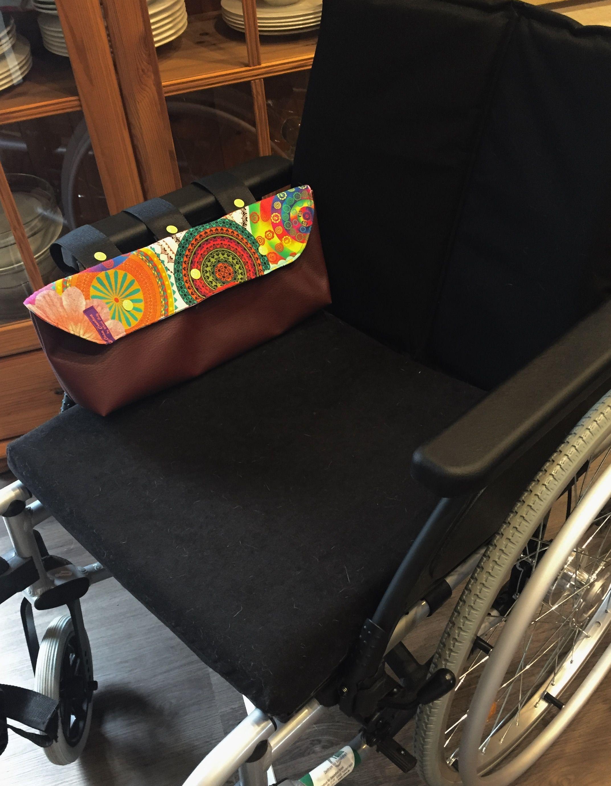 cb46e99be6a4f3 Rollstuhltasche