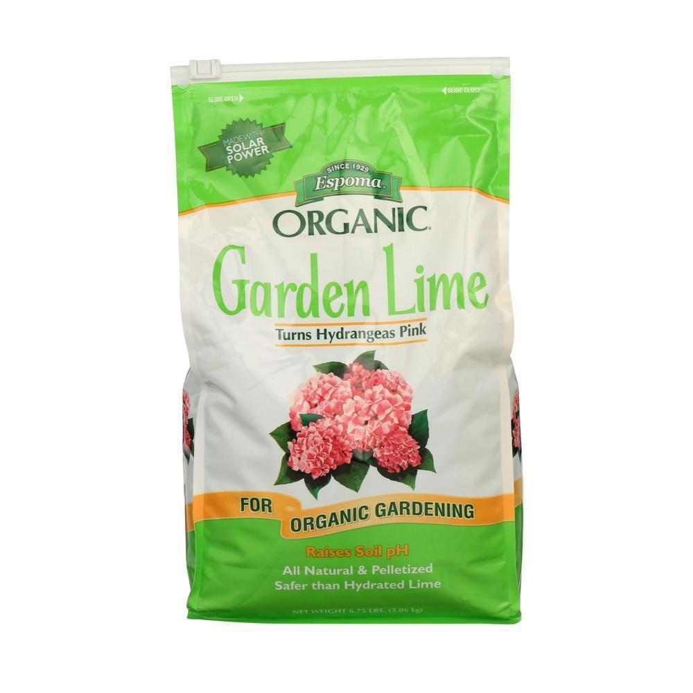 Espoma 6 75 Lb Organic Garden Lime 100508617 Espoma