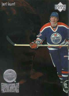 Jari Kurri Hockey Cards Hockey Cards Hockey Cards
