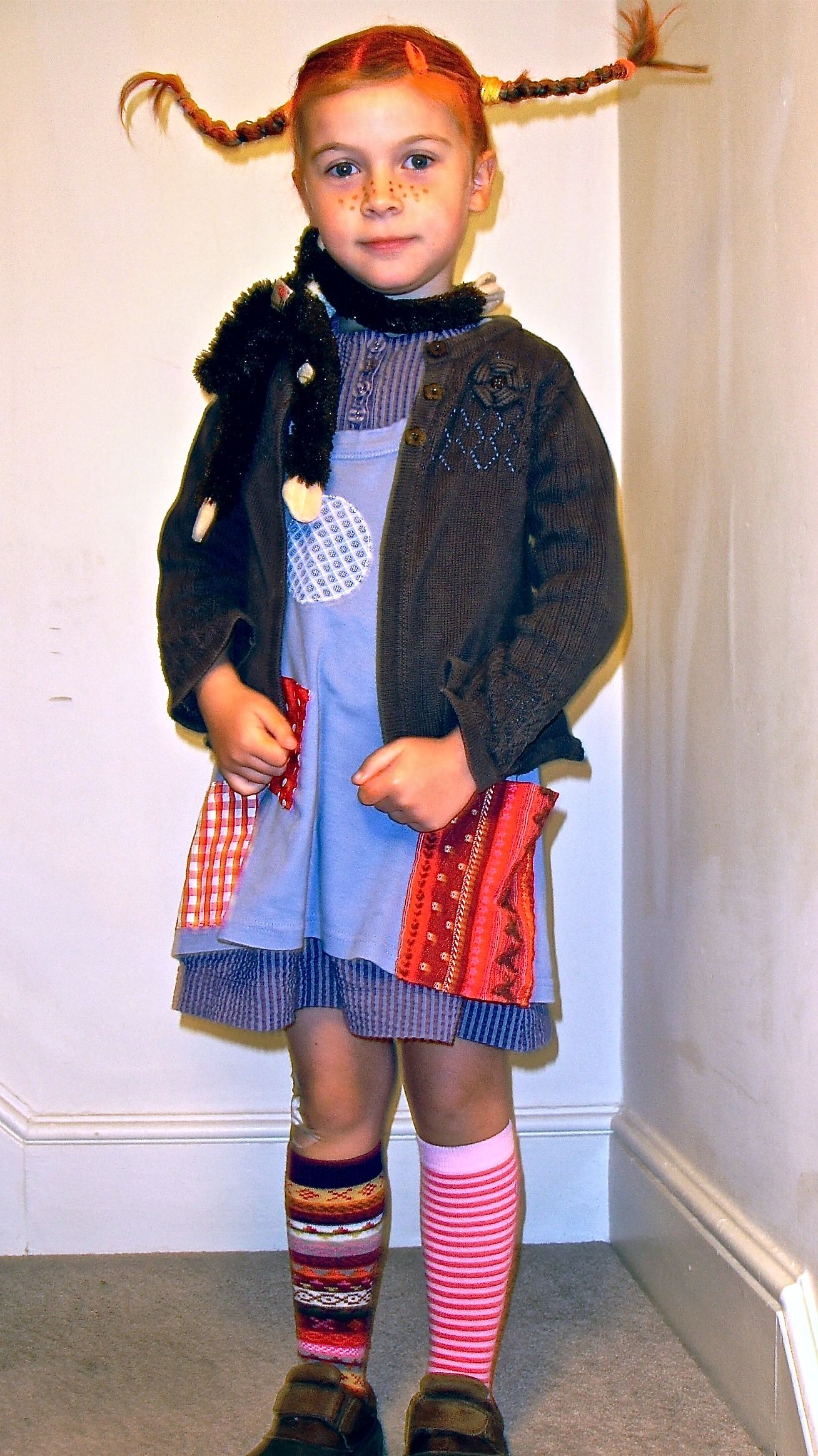 pippi longstocking costume ideas for adults