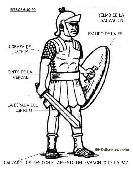 Sitio de Esperanza - Reflexiones Cristianas: La Armadura de Dios ...