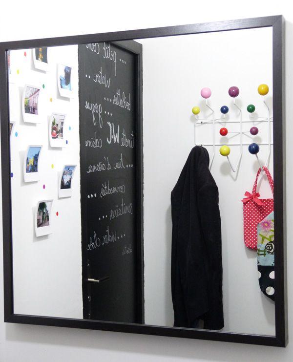 Déco Miroir Wc