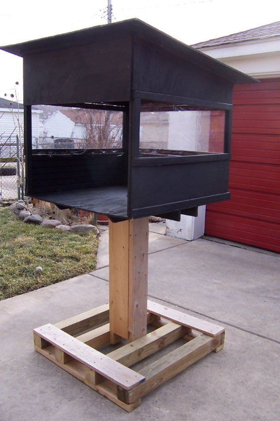 Raccoon-proof cat feeder … | Feral Friends | Outdo…