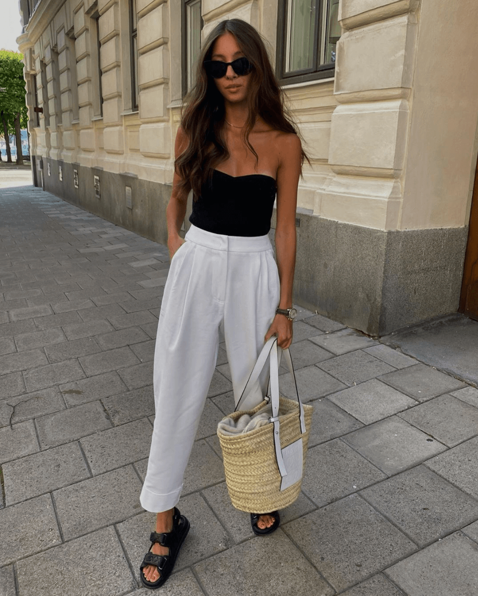 10 Effortless Labor Day Outfits You'll Want To Wear Now