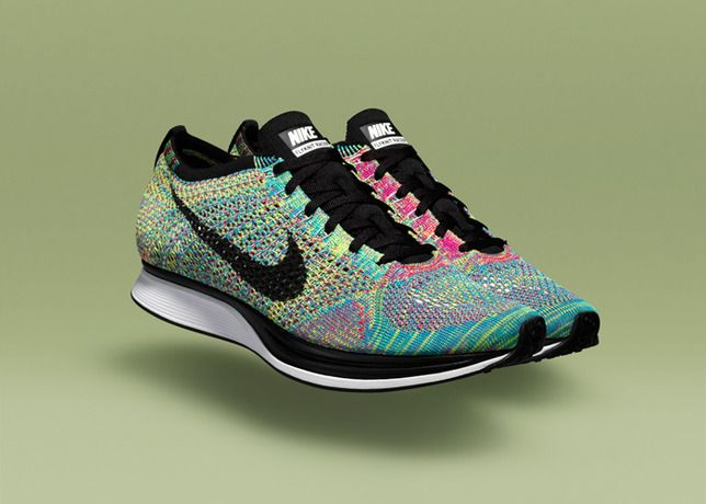 THese have my name written all over them!!! Nike FlyKnit Racer 2013 Special