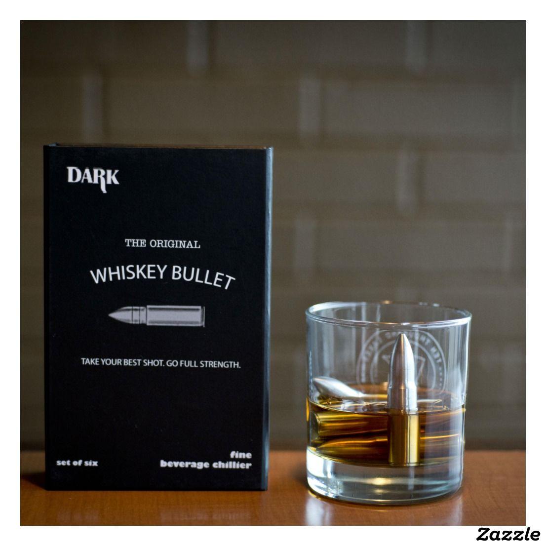 Custom Broadway Whiskey Bullets Beverage Chiller Zazzle Com In 2020 Bullet Whiskey Whiskey Whiskey Lover Gifts