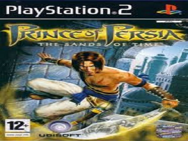 Prince Of Persia The Sands Of Time For Sony Playstation 2 Pal Video Game 3307210146588 Ebay Prince Of Persia Ps2 Games Playstation 2