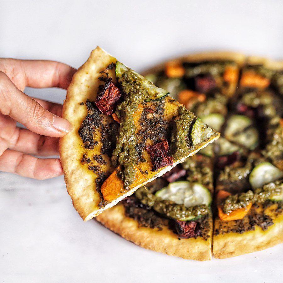 mod pizza gluten free vegan