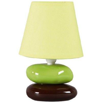 Decoration Mobilier Jardin Et Idees Cadeaux Gifi Lampe Verte Lampe Lampe Galet