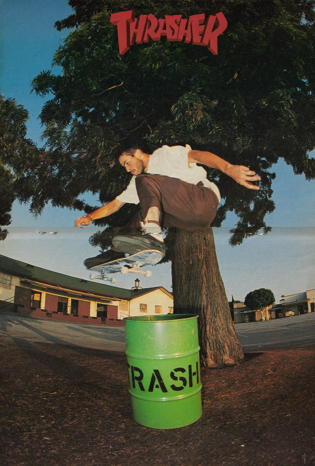 jason lee big ollie old school skateboarding