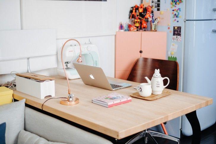 Organiser son bureau à la maison astuces déco et rangement home
