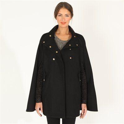 Manteau bi matiere femme pimkie