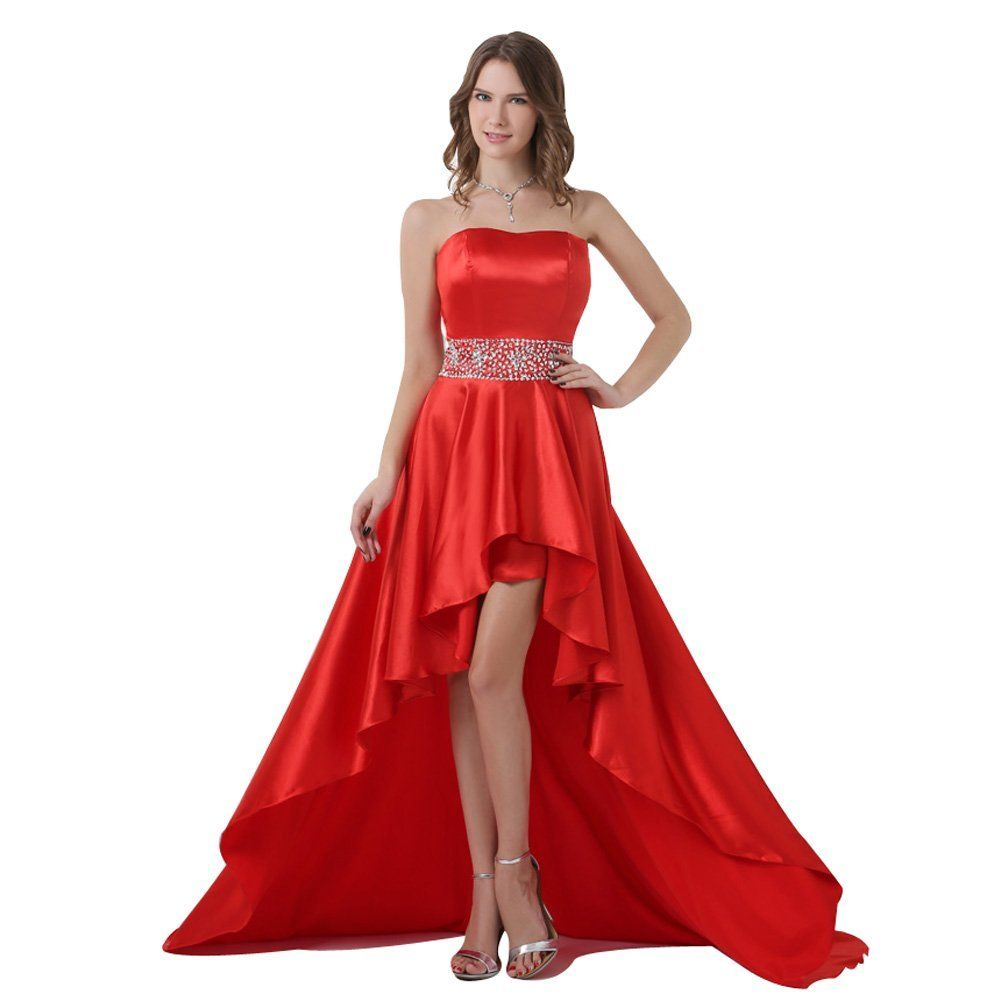 Red wedding dresses high low 1 1 red wedding dress pinterest red wedding dresses high low 1 1 ombrellifo Gallery