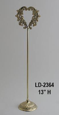 These Romantic Victorian Design Gold Brass Heart Shaped Table Number Holders Will Be Reception IdeasWedding