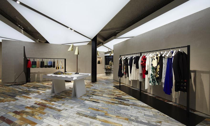 Retail directory mayfair london marble floor and marbles for Retail interior designers in london