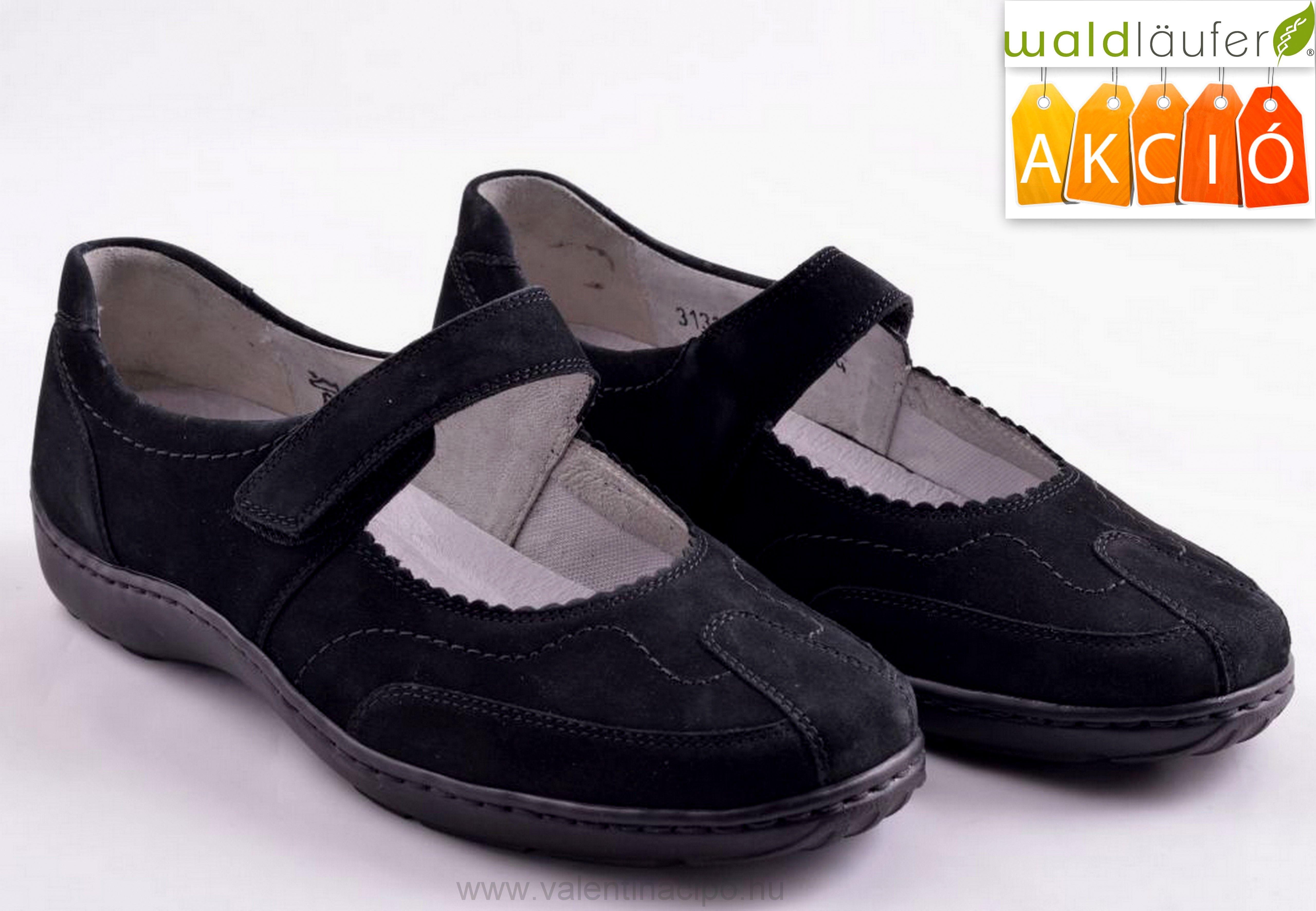 4bb6da4bcc Mai napi Waldlaufer női cipő ajánlatunk! Kivehető kényelmes Proaktív  talpbetéttel, kedvezményes áron a készlet