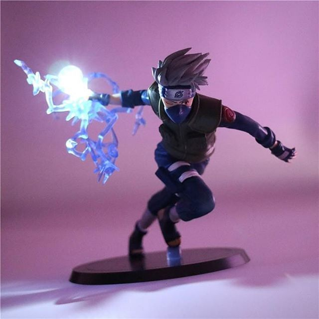 Get This Cool Led Naruto Lamp Free Shipping Display Your Ninja