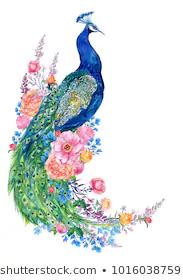 Watercolor Animals Stock Illustrations Images Vectors Shutterstock Watercolor Flowers Illustration Stock Illustration
