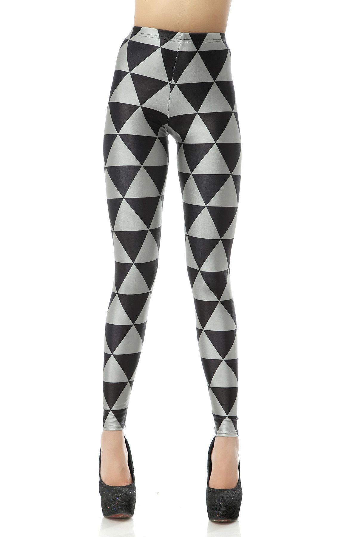 Majestic triangle Leggings