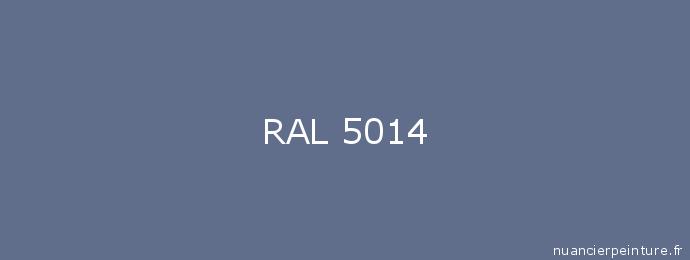Ral 5014 Peinture Ral 5014 Bleu Pigeon Nuancierpeinture Fr Couleurs Pour Volets Exterieurs Teinte Ral Nuancier Ral