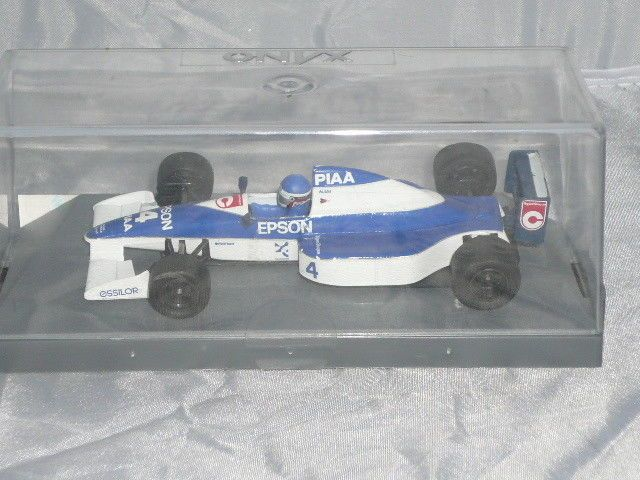 Onyx 1 43 Jean Alesi Tyrrel 019 Ford Ford Toy Car Ebay