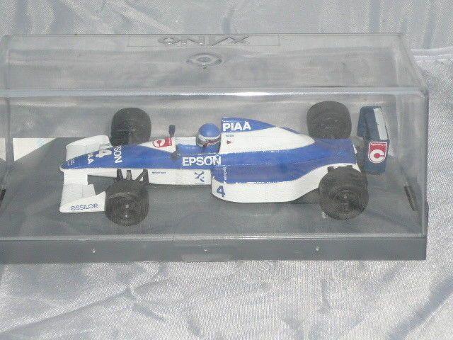 Onyx 1 43 Jean Alesi Tyrrel 019 Ford Ford Toy Car Ebay
