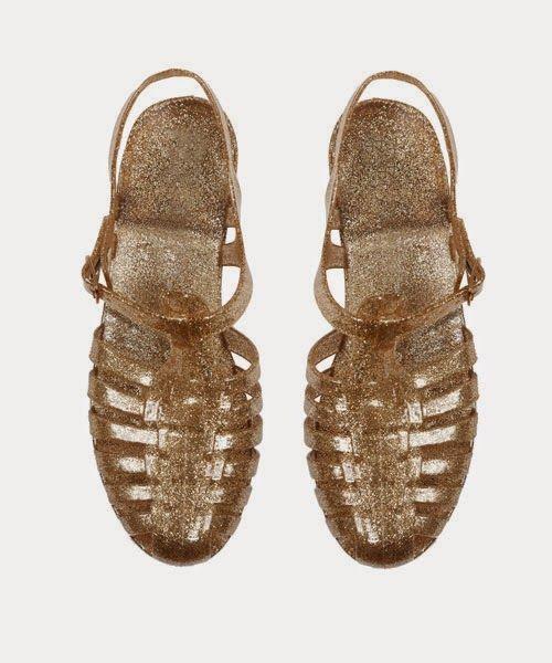 ee2bb1a7ac Zapatos Primark  cangrejeras con glamour