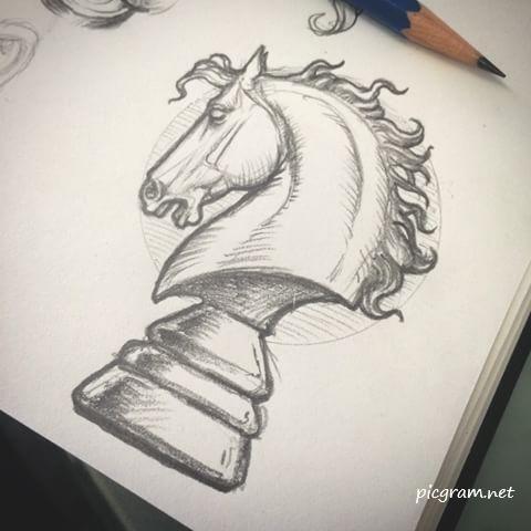 Auf seinem rechten Oberschenkel #high #DrawingPencil #right - #auf #DrawingPencil ,  #auf #DrawingPencil #high #Oberschenkel