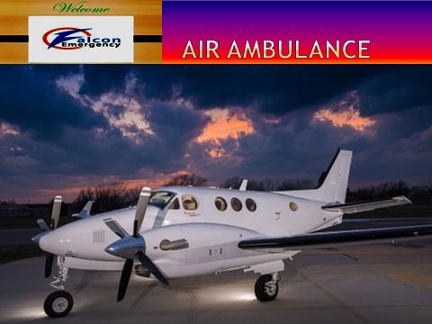 Falcon Emergency Air Ambulance always ready to serve