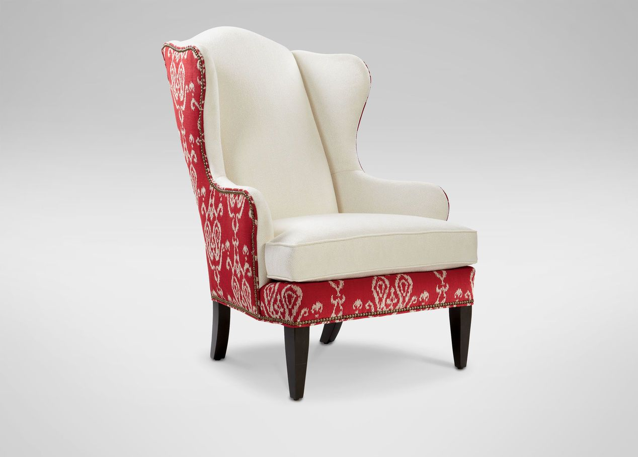 Selby Wing Chair   Chairs & Chaises   Palmetto   Pinterest   Living ...