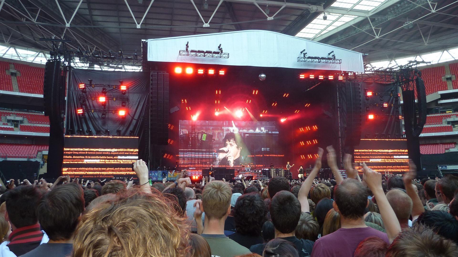 Wembley June 2010...I was there fantastic !!!
