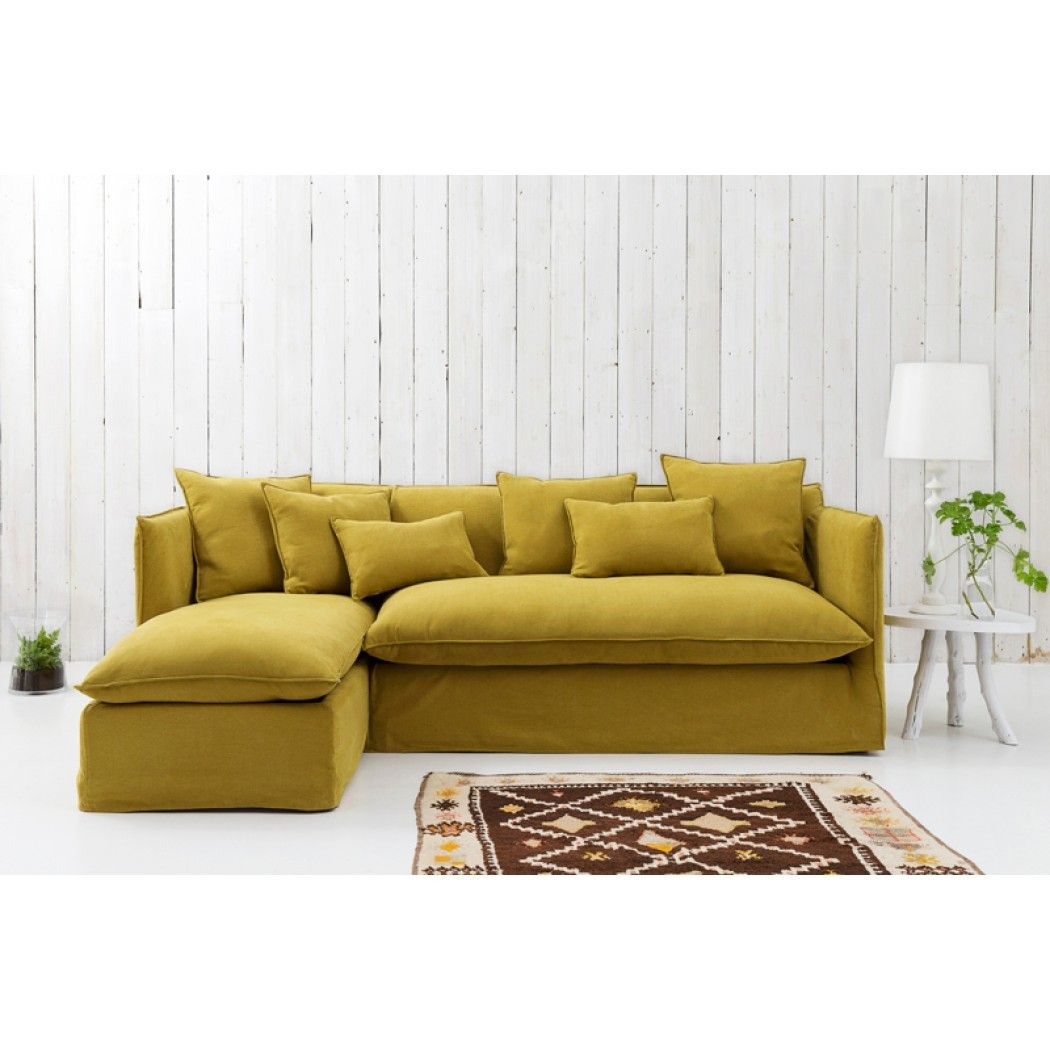 Sophie Loose Cover Corner Sofa Bed With Storage Left Hand Facing