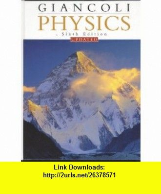 Physics principles with applications 6th edition updated physics principles with applications 6th edition updated 9780136073024 douglas c giancoli isbn 10 0136073026 isbn 13 978 0136073024 fandeluxe Choice Image