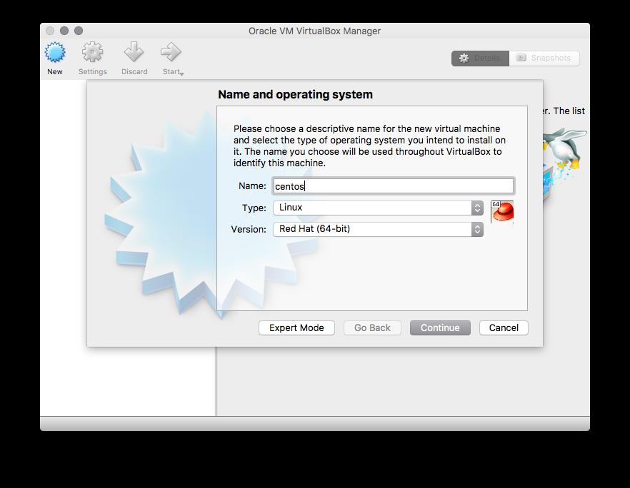 Creating A Virtualbox Virtual Machine For Centos 8 Linux Kernel Installation Mirror Link