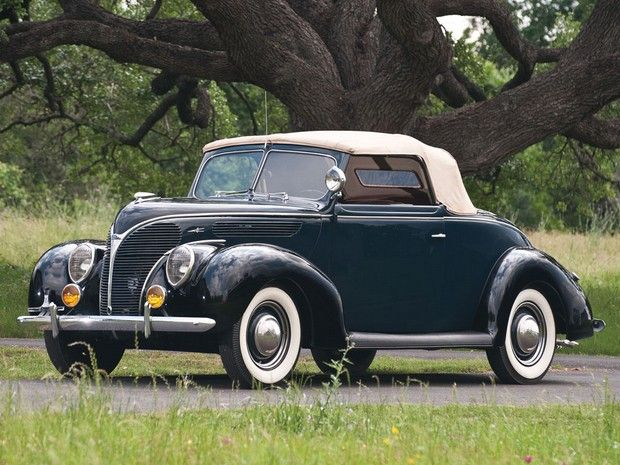 1938 Ford DeLuxe Convertible Coupe | 1938 Ford | Pinterest ...